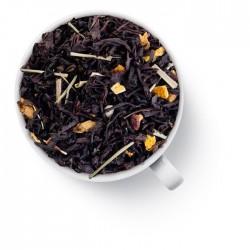 Чай чёрный ароматизированный С имбирем и лимоном