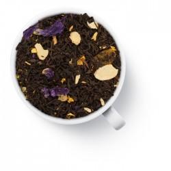 Чай чёрный ароматизированный Сливочно-миндальный