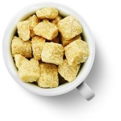 Сахар тростниковый коричневый (кубики) 1кг