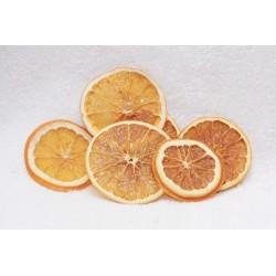 Сушеные кольца апельсина, 100гр