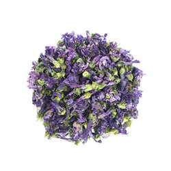 Мальва сушеная - цветки
