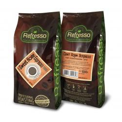 Кофе в зернах Refresso Sweet Home Espresso, 500г
