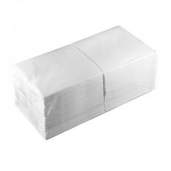 Салфетки Белые 33*33 двухслойные упаковка 200шт