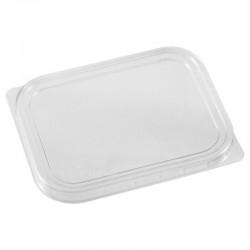 Пластиковая крышка для алюминиевого контейнера 255мл