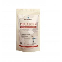 Порошок DrPurity.ru Decalcer для удаления накипи с нагревательных элементов кофемашин, 300гр