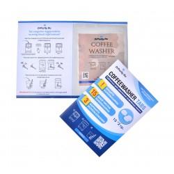 Таблетки для удаления кофейных масел для автоматических и традиционных кофемашин.