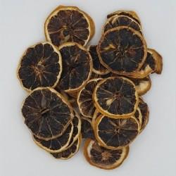 Лимонные чипсы, 100 гр