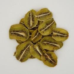 Фруктовые чипсы из киви, 100 гр