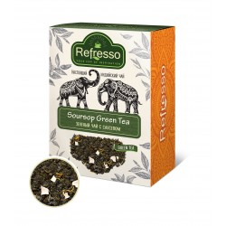 Refresso Soursop Green Tea 100гр