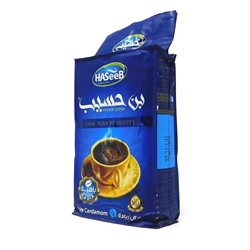Кофе молотый Haseeb (Хасиб) Bahiya Plus Cardamon