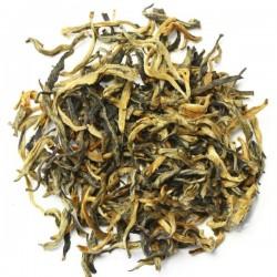 Чай красный Элитный Китай Цзин Хао (Золотой пух), 100гр