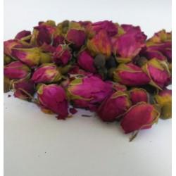 Бутоны роз сушеные крупные, 100гр
