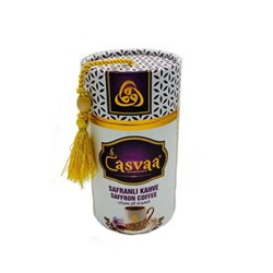Турецкий кофе молотый с шафраном Casvaa Saffron 250гр
