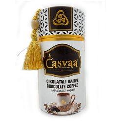 Турецкий кофе молотый с шоколадом Casvaa Chokolate 250гр