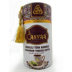 Турецкий кофе молотый с кардамоном Casvaa Cardamom 250гр