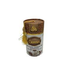 Турецкий кофе молотый с обжаренным кардамоном CASVAA Ozel Dibek 250 гр