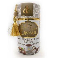 Турецкий кофе молотый с фундуком Casvaa Findikli Kahve 250гр